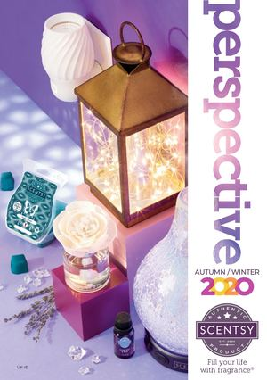 UK & Ireland Autumn Winter Scentsy Catalogue 2020