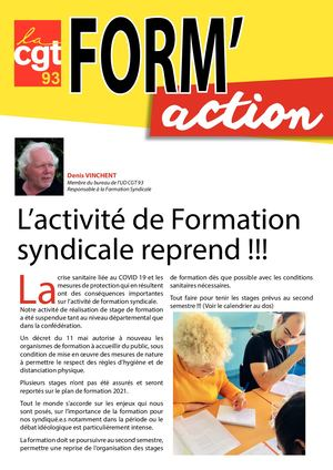 Calaméo   Ud Cgt 93 Calendrier Formation Syndicale 2ème Semestre2020