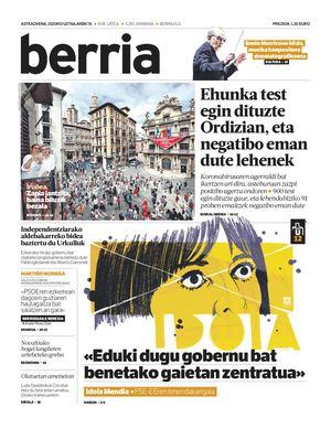 BERRIA / 2020-07-07