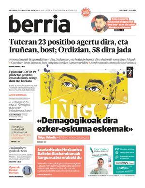 BERRIA / 2020-07-10