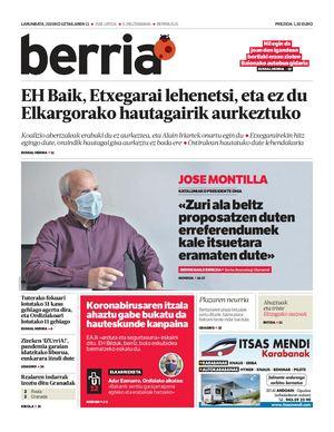 BERRIA / 2020-07-11