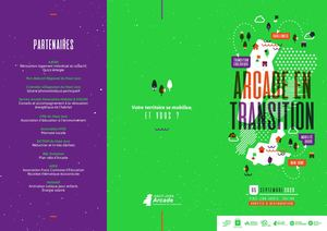Arcade en Transition - Evénement 5 septembre 2020