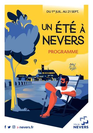 Programme Un Ete Nevers 2020