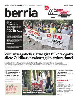 BERRIA / 2020-07-24