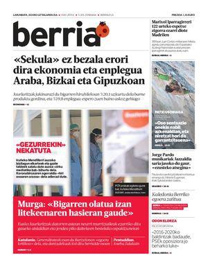 BERRIA / 2020-07-25