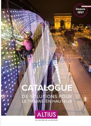 Catalogue Altius 2019