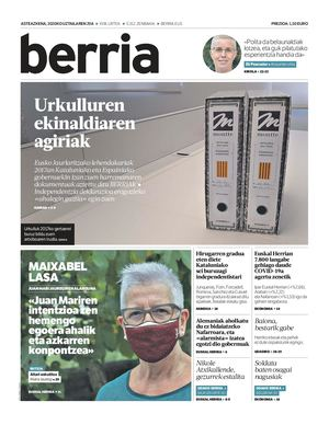 BERRIA / 2020-07-29