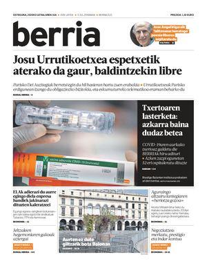 BERRIA / 2020-07-30