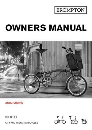 Asia Pacific - Owner's Manual