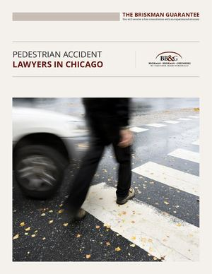 Pedestrian Accident Lawyers In Chicago