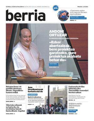 BERRIA / 2020-07-31