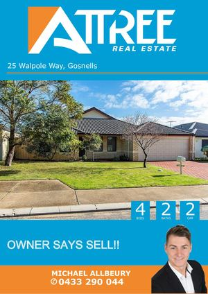 Walpole Way 25, Gosnells Buyer Booklet Ma