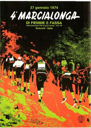 1974 4^ Edizione Start List Magazine