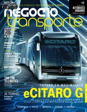 Revista Negocio Transporte