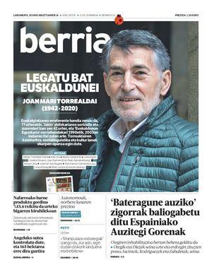 BERRIA / 2020-08-01