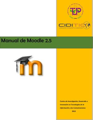 Manual completo Moodle