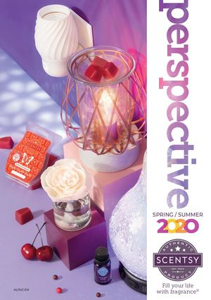 Scentsy Australia/NZ Spring/Summer Catalogue 2020