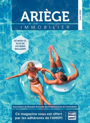 ARIEGE IMMOBILIER n°66 d'Aout 2020