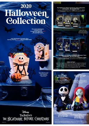 R3 Halloween 2020 Collection