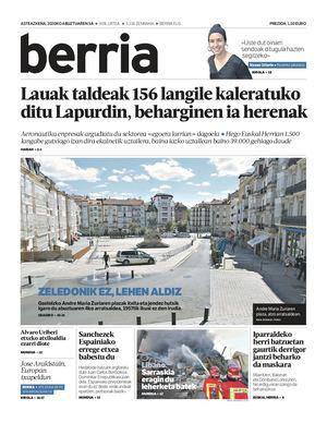 BERRIA / 2020-08-05