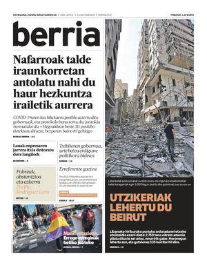 BERRIA / 2020-08-06
