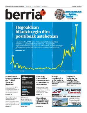 BERRIA / 2020-08-08