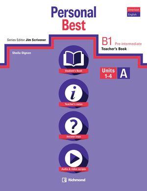 Calaméo Personal Best B1 Teacher S Book A Units 1 4