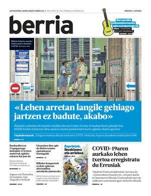 BERRIA / 2020-08-12