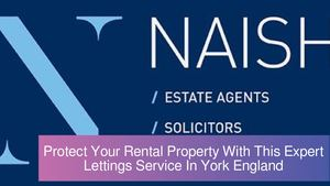Protect Your Rental Property With This Expert Lettings Service In York England