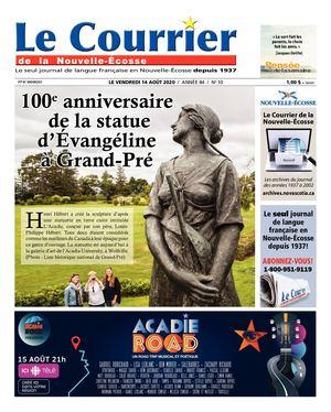 Prix littéraire France-Acadie 2020