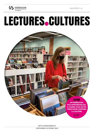 Lectures.Cultures N°19 (septembre-octobre 2020)