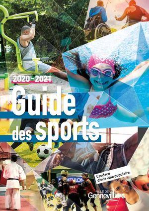 Guide des Sports 2020/2021