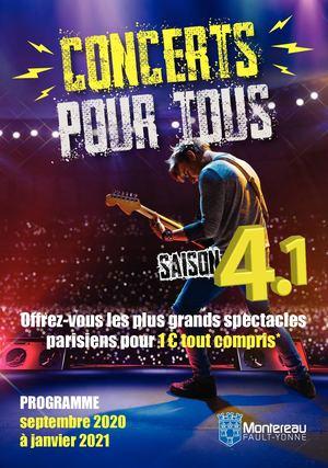 Concert Pour Tous 2020