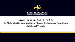 Cartilla de Auditoria parte: 2