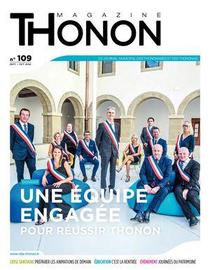 Thonon magazine n°109