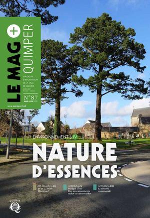 Le Mag+ Quimper n°87 - mars/avril 2020