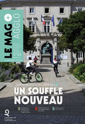 Le Mag+ Agglo n°88 - sept/oct 2020