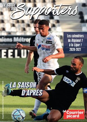 Guide Supporters Amiens SC et Chambly FC 2020/2021