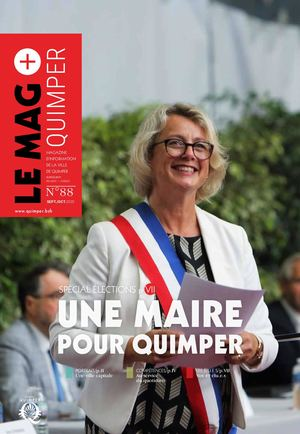 Le Mag+ Quimper n°88 - sept/oct 2020
