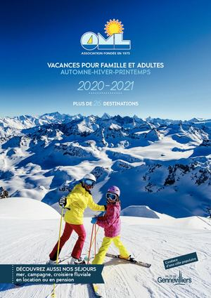 Catalogue OML Automne-Hiver-Printemps 2020-2021