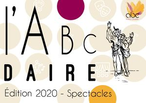 Abcdaire Spectacles - 2020 2021