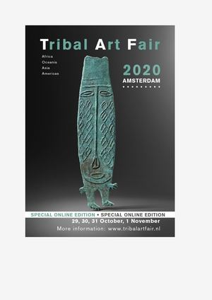 Catalogue Tribal Art Fair Online 2020