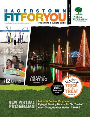 Hagerstown Fit For You Programs & Event Fall/Winter Guide
