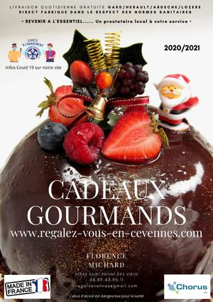 Catalogue Paniers Gourmands De Noël 2020 2021