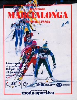 1989 18^ Edizione Start List Magazine