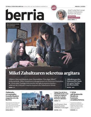 BERRIA / 2020-09-18