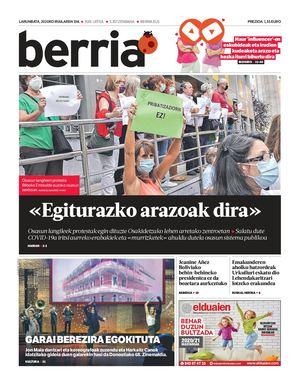 BERRIA / 2020-09-19