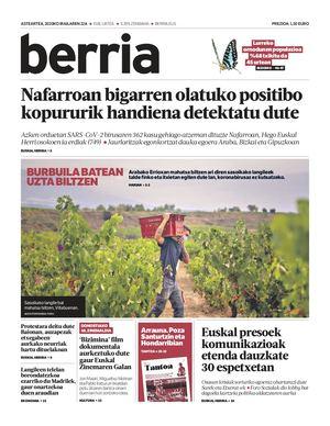 BERRIA / 2020-09-22