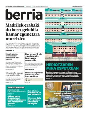 BERRIA / 2020-09-23