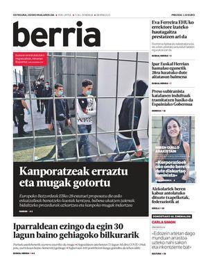 BERRIA / 2020-09-24
